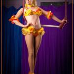 Tamara the Trapeze Lady