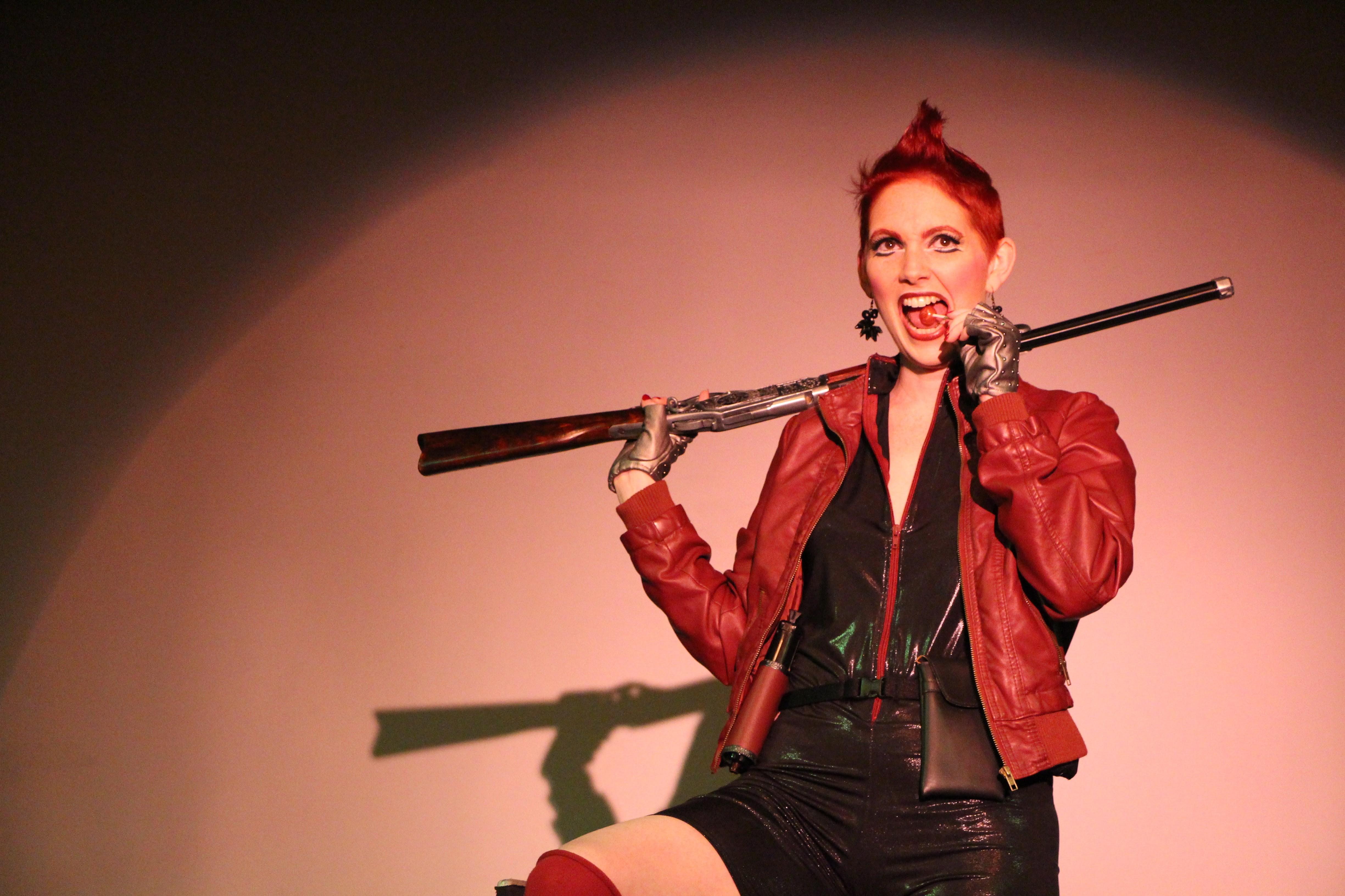 Scarlett O'Hairdye